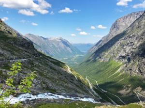 Trollstigen, Rauma