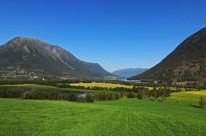 Lom in Otta valley