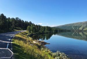 Lake Lemonsjøen