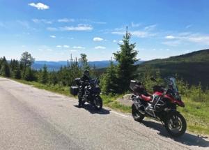 June: Telemark