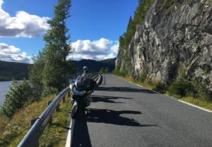 Along the road to Rødberg, Nore og Uvdal