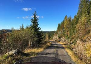 Gravel roads (October 2017)
