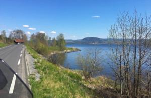 Along Randsfjord