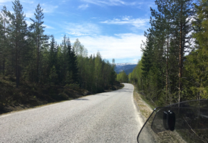 Road to Hedalen