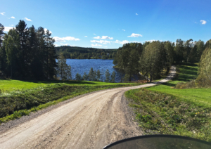 Sweden late September