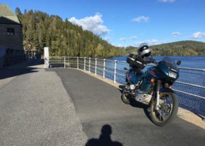 Solbergfoss dam